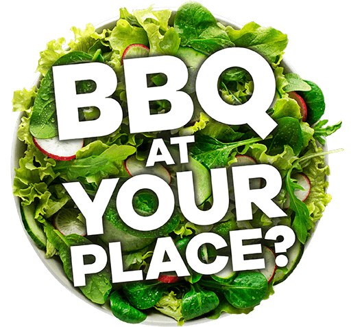 BBQ at your place?