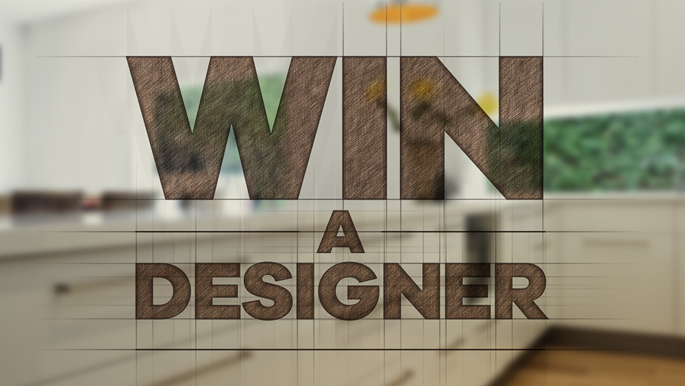 Win a designer kitchen promo